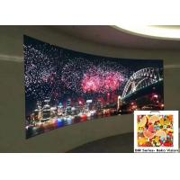 Quality HD Indoor Fixed LED Advertising Display Screen P2.97 P3.91 P4.81 Nationstar LEDs for sale