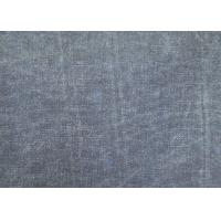 China Purity Cotton Dyeing Heavy Canvas Fabric Suitable For Traveling Bag wholesale