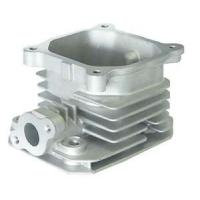 Quality ADC12 Aluminum Die Casting Electric Motor Spare Parts Industrial components for sale