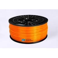 China Multi Color 1.75MM PLA / HIPS / PC / POM / Conductive ABS Filament For 3D Printer on sale