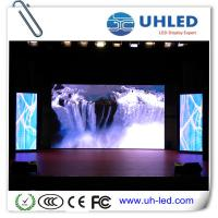 China Light Weight 3mm Indoor Fast Installation Full Color LED Screen  wholesale