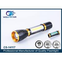 China 5 W COB LED Patented Durable Aluminum Alloy Powerful LED Torch Light wholesale