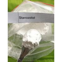 China Muscle Building Injectable Anabolic Steroids Winstrol Stanozolol CAS 10418-03-8 wholesale