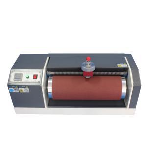 China Wheel Universal DIN Abrasion Resistance Testing Machine on sale