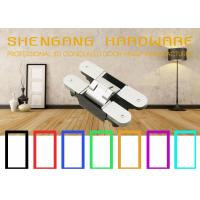 China Commercial Wood Frames Concealed Invisible Door Hinges Removable Door Hinges Germany wholesale