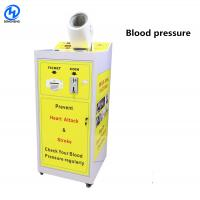 China Automatic Blood Pressure Monitor , Portable Medical Blood Pressure Equipment wholesale