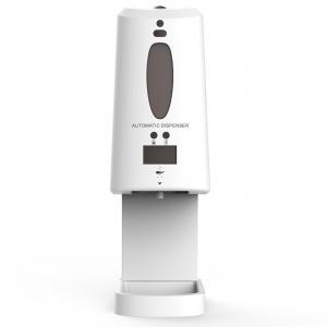 China 1300ml Large Capacity Automatic Hand Sanitizing Dispenser Infrared Sensing wholesale