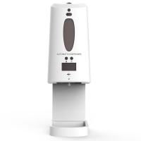 Buy cheap 1300ml Large Capacity Automatic Hand Sanitizing Dispenser Infrared Sensing from wholesalers