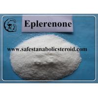 China Healthy Female Prohormone Supplements Progesterone Steroids Eplerenone Powder CAS 107724-20-9 wholesale
