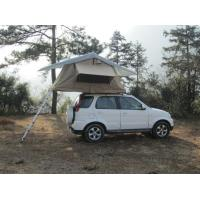 China 2.3m Ladder Family Size Roof Top Tent Easy To Open With Shoe Bag / Large Window wholesale