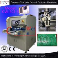 China Customized CNC router PCB Depaneling Machine with 0.01mm Positioning Accuracy CE wholesale
