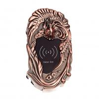China Plated Antique Copper Electronic Cabinet Lock Card / Key Open For Swimming Park wholesale