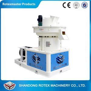 China SGS YGKJ560 Model Ring Die Pellet Machine 1-1.5t/h Capacity wholesale
