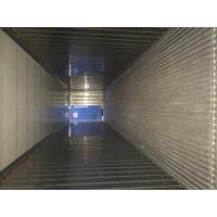 China Metal Reefer 45 Feet High Cube Container / 45 High Cube Container wholesale
