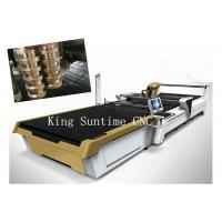 Quality Large Cutting Area Quilt Fabric Cutting Machines For Home 60m / Min for sale