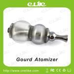 China Various Type Atomizer use Eliquid High Quality Gourd Atomizer/Ego CE4/Wax/Ego CE8/Evod/Protank/Vamo Battery wholesale