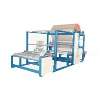 China Horizontal Electric Foam Bonding Machine For Sponge / PVC / Non Woven Fabric wholesale