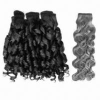 China Wigs, Available in Various Colors, Made of Human Hair, OEM Orders are Welcome wholesale