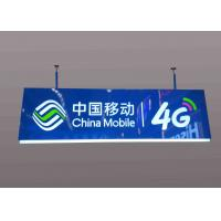 China Telecom Operators T - Mobile Store Led Directional Signs Double Sides wholesale