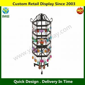 China Earring Organizer Jewelry Hanger Display Stand Rack wholesale