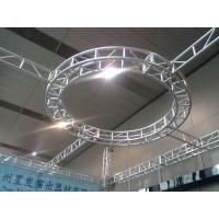 China 6 meter Diameter Bolt Circle Truss Safety With Alloy Aluminum Tube wholesale