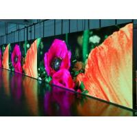 China Events Custom HD LED Video Wall Panels System Hanging Stacking Easy Installation wholesale