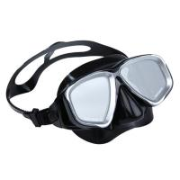 China Anti fog Adult Diving Mask Panoramic Wide View Scuba diving goggles wholesale