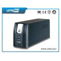 China Commercial Intelligent AVR UPS 400Va - 1500Va Offline UPS With RS232 Port wholesale
