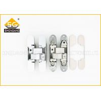 China Right Hand Or Left Hand Applicable Concealed 3d Adjustable Hinge Hardware wholesale