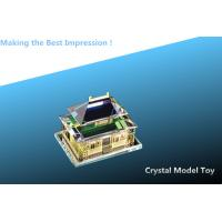 China building model/office craft/crystal model/glass craft/crystal gift/metal palace/craft wholesale