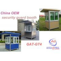 China OEM popular type custom size sentry garden shed stainless steel or color steel wholesale