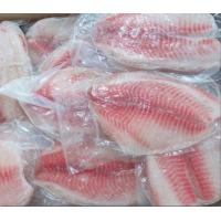 China Frozen Tilapia Fillet Seafood 3oz to 5oz for good quality wholesale