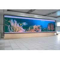 China SMD P4 Large LED Display Screen For Indoor Advertising , HD LED Display wholesale