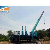 China 280T Hydraulic Press In Pile Driver , Pile Foundation Drilling Machine wholesale