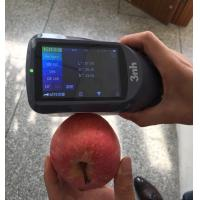 China Laboratory food apple colorimeter orange juice liquid spectrophotometer YS3060 compare to Xrite CI64 UV spectrophotomet wholesale