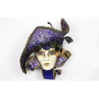 "China Jester   Mardi Gras  Masquerade       12""MF020 wholesale"