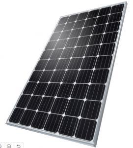 China 250 Watt Mono Solar Panel , Monocrystalline Solar Module 1650*992*45mm on sale