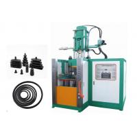 Buy cheap Anti - Collision Rubber Transfer Moulding Machine , Rubber Moulding Press Machine Low Noise from wholesalers