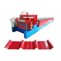 China Double deck roll forming machine roll formers metal roofing corrugated steel sheet wall panel tile making machine wholesale
