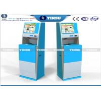 China Ticket Automatic Teller Machine ATM Thermal Printing With High Detection Ability on sale