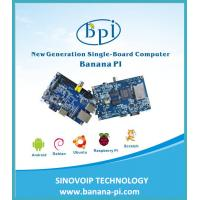 Buy cheap A20 Development board 1GB Bananan PI similar Raspberry PI model B, cubieboard from wholesalers