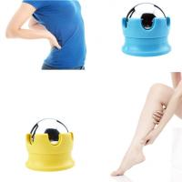 China Stainless Steel Muscle Fascia Massager Ice Rolling Ball Reduce Inflammation wholesale