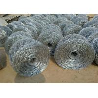 Buy cheap Protection Razor Barbed Wire Concertina Wire Thickness 0.5±0.05 Certification from wholesalers