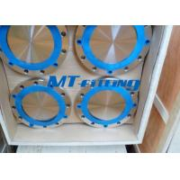 China ASTM B366 Alloy B / B -2 Nickel Alloy Blind Flange Grind Sand Surface wholesale