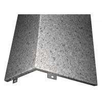 China Custom Fabricated Aluminum Architectural Panels with Granite / Marble Colors for Special Decorations wholesale