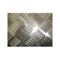 Quality Anti -  Pollutant Diamond Tread Aluminum Sheet , Aluminium Chequer Plate Sheet  for sale