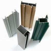 China Alloy 6063 Aluminum Curtain Wall Profile for Exterior Decoration wholesale
