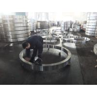 China F304L F304 F30 F316 F316L Forged Steel Rings Heat Treatment  Rough Machined wholesale