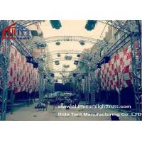 China 300 x 300mm Aluminum Roof Truss System For Party Festival Celebration on sale