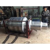China Roller Forged Monoblock Machined Forgings For Roller Press Grinding Rolls wholesale